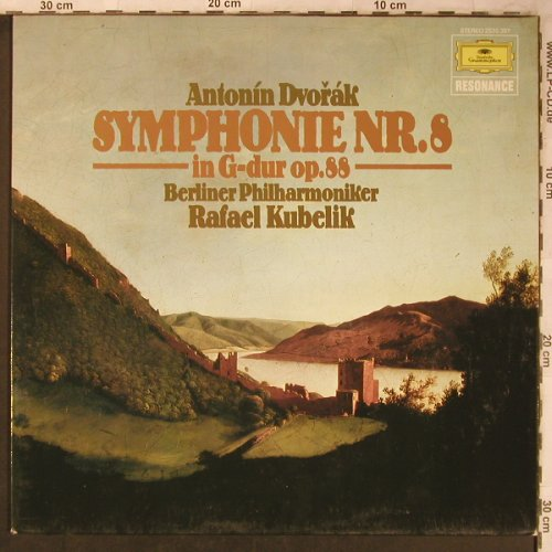 Dvorak,Antonin: Symphonie Nr.8 in G-Dur op.88, D.Gr. Resonance(2535 397), D, 1980 - LP - L8276 - 6,00 Euro