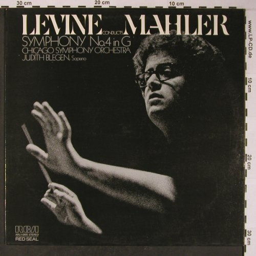 Mahler,Gustav: Sinfonie Nr.4 in G, RCA Red Seal(26.41326 AW), D, 1975 - LP - L8757 - 6,00 Euro