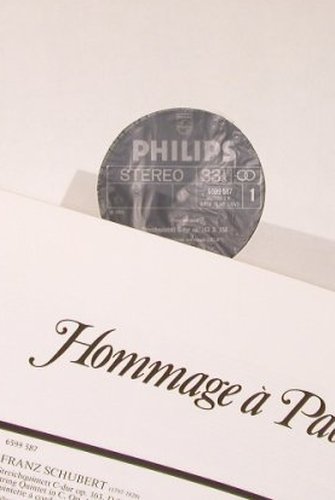 Casals,Pablo: Hommage à , Box, Philips(6747 103), NL,  - LP - L8795 - 32,00 Euro