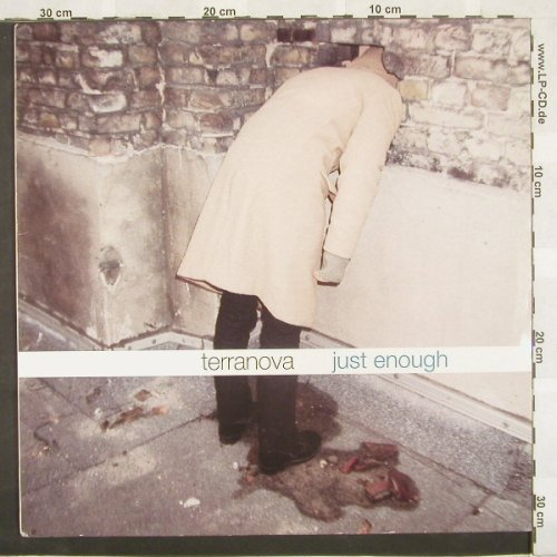 Terranova: Just Enough*3, K7(), , 99 - 12inch - A3971 - 4,00 Euro