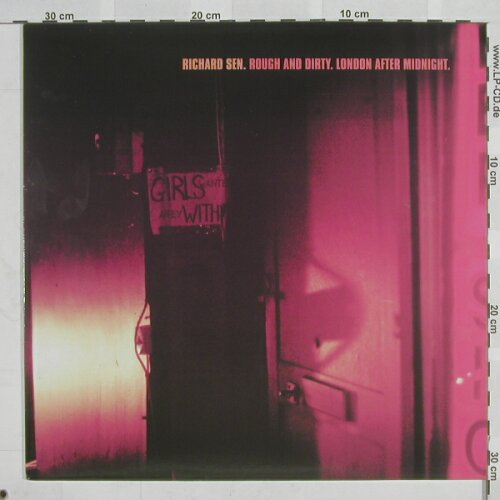 Sen,Richard: Rough and Dirty/London after.., ILL12007(), UK, 01 - 12inch - A5375 - 5,00 Euro