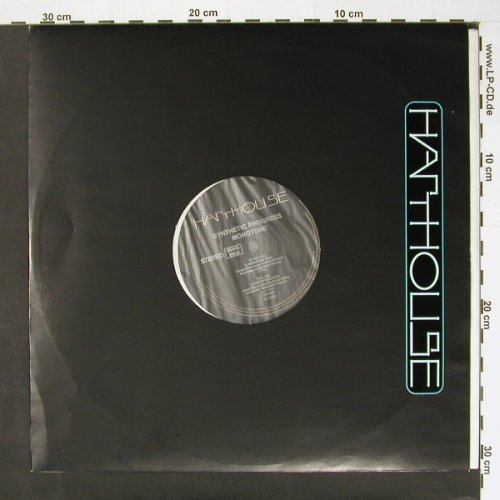 Synthetic Progress: Monotune+1, Flc, Harthouse(), D, 95 - 12inch - A6954 - 5,00 Euro