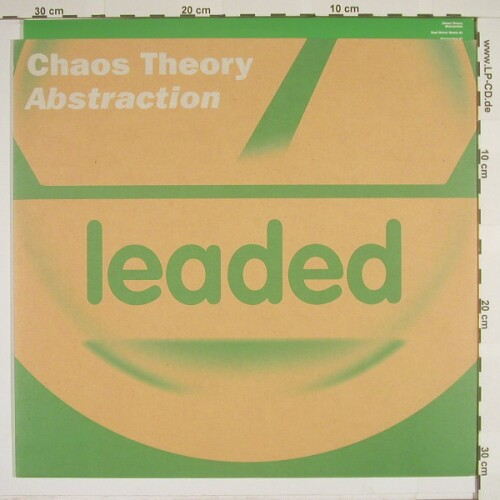 Chaos Theory: Abstraction,3Tr., EastWest(8573-89138-0), EU, 01 - 12inch - A7370 - 5,00 Euro