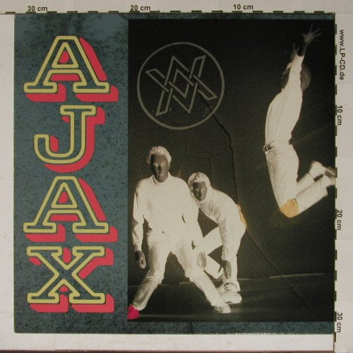 AJAX: Same, Wax Trax(113), NL, 90 - LP - B5872 - 9,00 Euro
