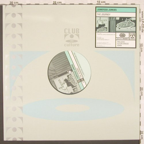 Junkfood Junkies: The Journey*3,Flc, ClubCultur(), D, 01 - 12inch - B8707 - 3,00 Euro