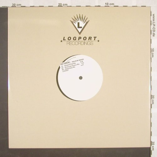 DJ Shog: This Is My Sound*3,Promo,Flc, Logport(2007), D,  - 12inch - B8780 - 3,00 Euro