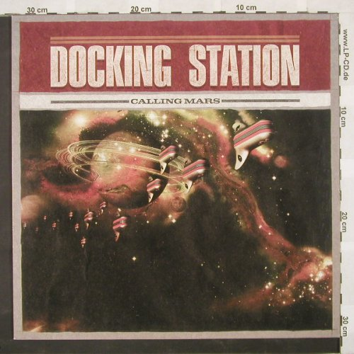Docking Station: Calling Mars*4, ClubCultur(), D, 01 - 12inch - B9197 - 4,00 Euro