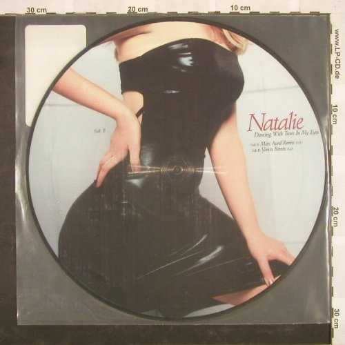 "Natalie: Dancing With Tears In My Eyes*2, WEA(), D, 02 - P12"" - B9552 - 5,00 Euro"