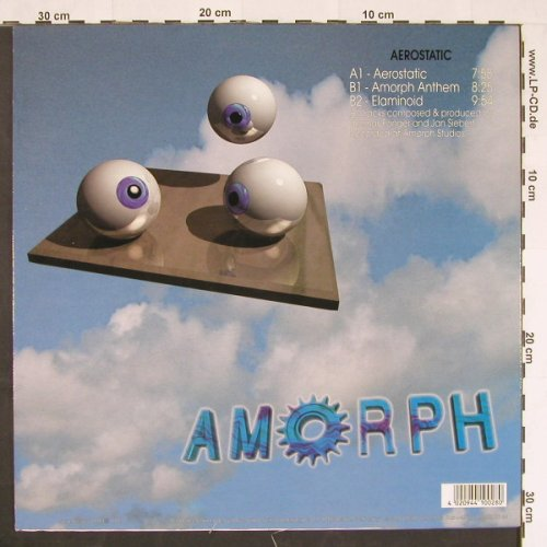 Amorph: Aerostatic/Am.Anthem/+1, Formaldehy(FORM028), ,  - 12inch - C9852 - 3,00 Euro