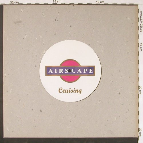 Airscape Cruising: At Night Mix *2, LC, Logic(401 63305 004-1), EC, 1993 - 12inch - E1031 - 4,00 Euro