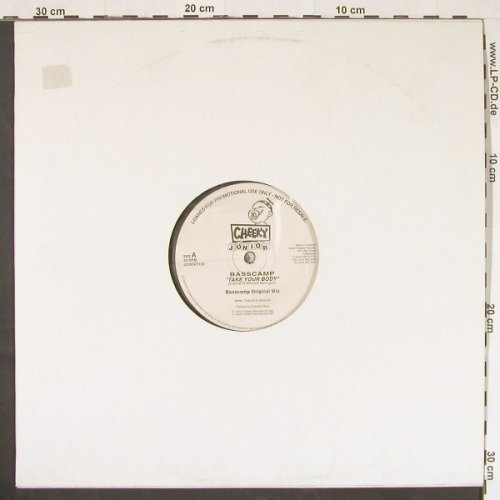 "Basscamp: Take Your Body *4(remixe) Promo, Cheeky(), UK, 1997 - 12""*2 - E212 - 4,00 Euro"