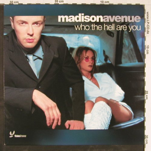 Madison Avenue: Who The Hell Are You*2, Vicious Grooves(669459 8), AUS, 2000 - 12inch - E3446 - 3,00 Euro