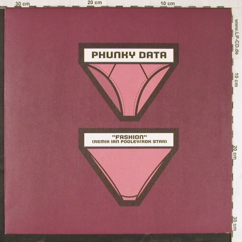Phunky Data: Fashion*4, Sekenze(), D, 1999 - 12inch - E4384 - 3,00 Euro