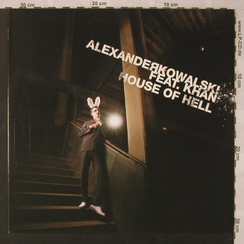 Kowalski,Alexander: House of Hell *4, Different(DIFB 1052T), , 2006 - 12inch - F2055 - 4,00 Euro