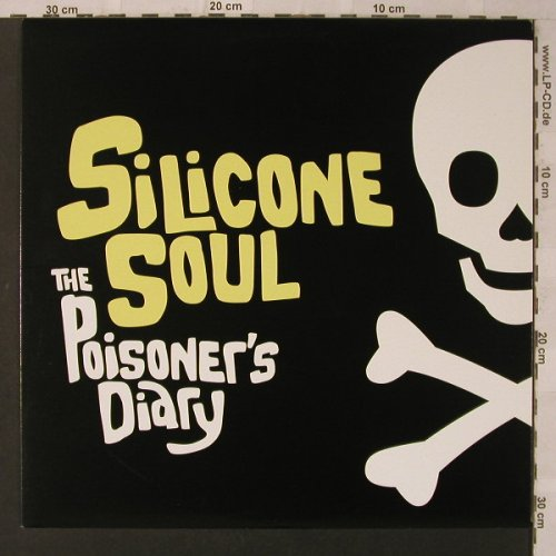 Silicone Soul: The Poisoner's Diary *2, Soul mx, Soma(173), EU,Part 1, 2005 - 12inch - F2109 - 5,00 Euro