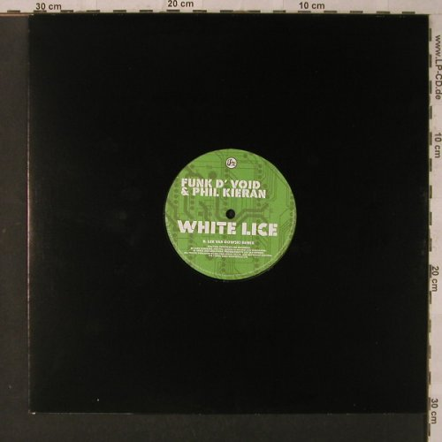 Funk D' Void & Phil Kirean: White Lice, Soma(188), UK, 2006 - 12inch - F2118 - 4,00 Euro