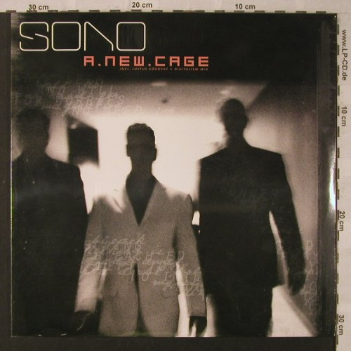 Sono: A.New.Cage*3, FS-New, Play It Again Sam(556.4737.130), , 2005 - 12inch - F2130 - 4,00 Euro