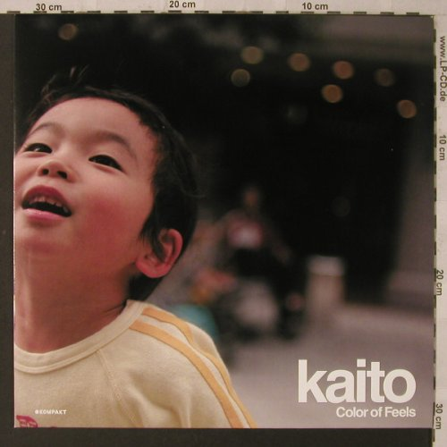 Kaito: Colors of Feels/As Time goes by, Kompakt(Kom119), D,  - 12inch - F2138 - 7,50 Euro