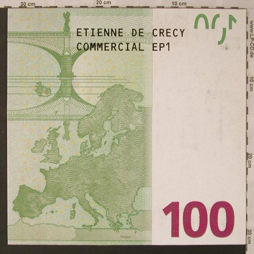 de Crecy,Etienne: Commercial EP1,Fuck/Suck/Luck, Disques Solid(), , 2006 - 12inch - F2144 - 5,00 Euro