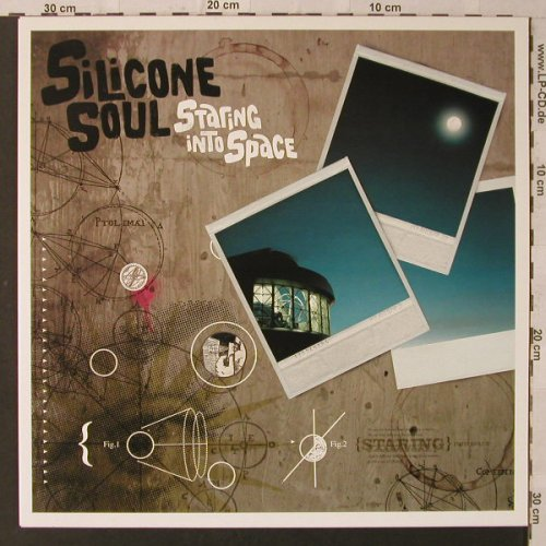 Silicone Soul: Staring into Space, Soma(SOMALP041), , 2005 - 2LP - F2255 - 12,50 Euro