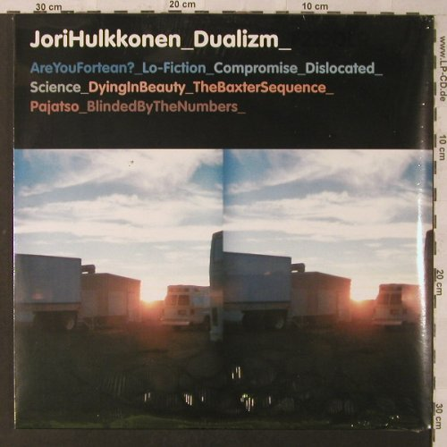 Hulkkonen,Jori: Dualizm, FS-New, F Communications(F219DLP), , 2005 - 2LP - F2265 - 15,00 Euro