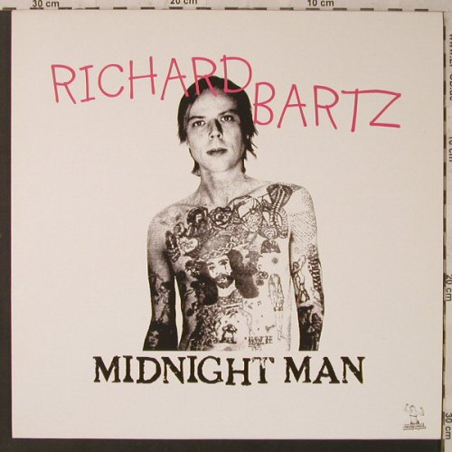 Bartz,Richard: Midnight Man, International DJ Gigolo(GIGOLO131), , 2004 - 2LP - F2386 - 20,00 Euro