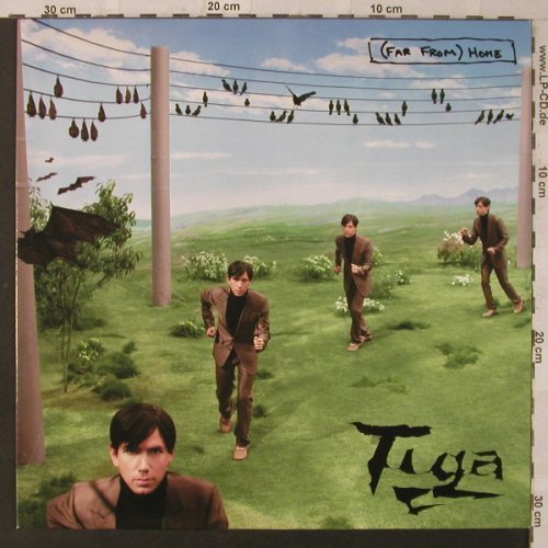 Tiga: (Far From) Home,Difa rmx+1, Different(DIFB 1048T), , 2005 - 12inch - F2476 - 4,00 Euro