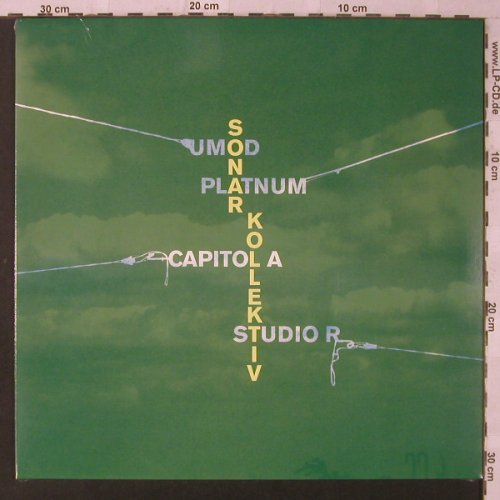 V.A.All As One Again: Platinum,Umod,Capitol A..., 4Tr., Sonar Kollektiv(SK069), D, 2005 - 12inch - F2504 - 6,00 Euro