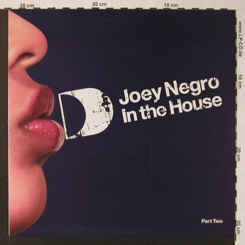 Joey Negro: In the House-Part Two, ITH(ITH12LP2), UK, 2005 - 2LP - F2589 - 14,00 Euro