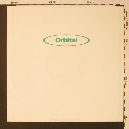 Orbital: Are we here ? *3 (oral mix), internal(liarxdj 19), D, 1994 - 12inch - F2916 - 5,00 Euro