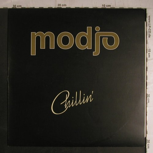 Modjo: Chillin', promo ,one side, Barclay/Universal(0286), EU, 2000 - 12inch - F7250 - 6,00 Euro