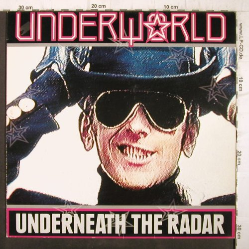 Underworld: Underneath The Radar, Sire(925 627-1), D, 1988 - LP - F9047 - 5,50 Euro