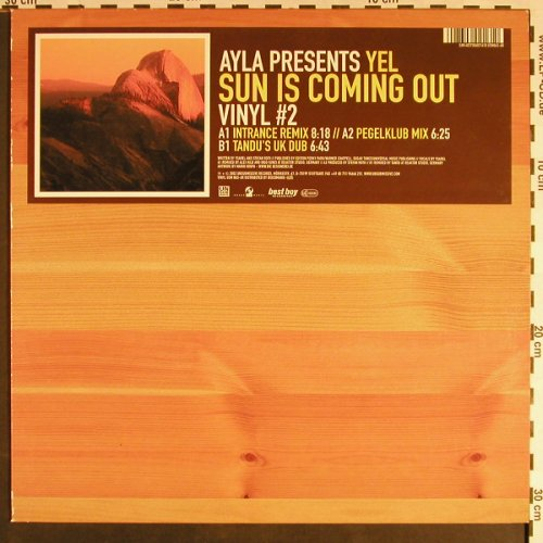 Yel: Sun Is Comming Out*3, Unsubmissive Rec.(USM 063-6R), D, 2002 - 12inch - F9325 - 5,00 Euro