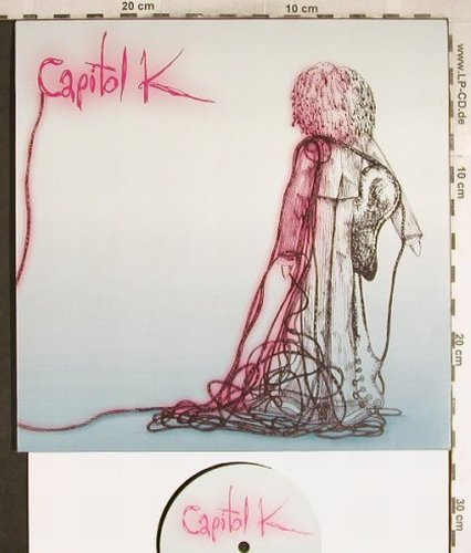 Capitol K: City / Soundwaves, XL Rec.(CAPK XL001), UK, 2001 - 10inch - H7655 - 5,50 Euro