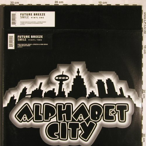 "Future Breeze: Smile - vinyl one & two, Alphabet City(ALPH0009-6/10-6), D,  - 12""*2 - X1705 - 6,00 Euro"