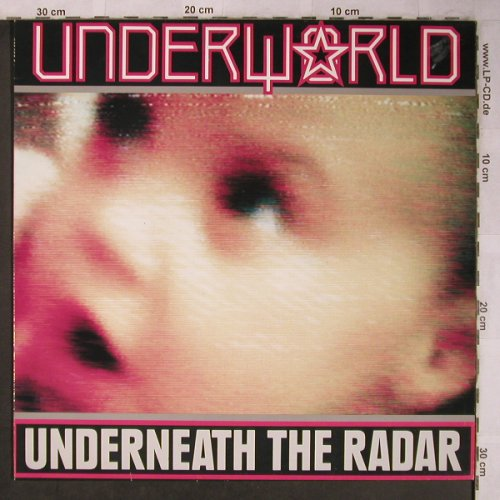 Underworld: Underneath The Radar*3+1, Sire(920852-0), D, 1988 - 12inch - X5269 - 4,00 Euro