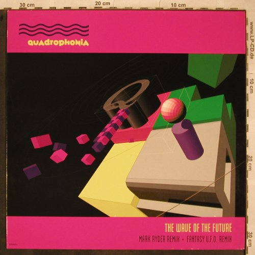 Quadrophonia: The Wave Of The Future*2(rmx), ARS(656993 8), D, 1991 - 12inch - X736 - 3,00 Euro
