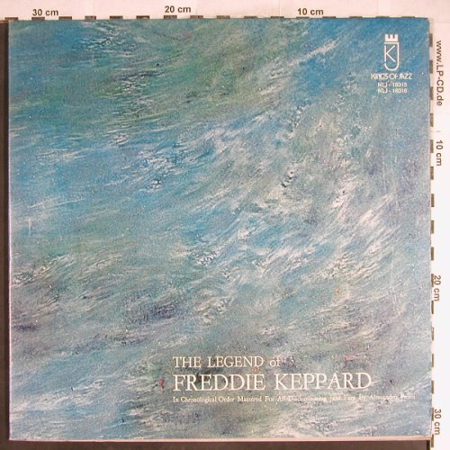 Keppard,Freddie: The Legend Of,Foc, Kings Of Jazz(NLJ-18015/16), I,  - 2LP - A1112 - 7,50 Euro