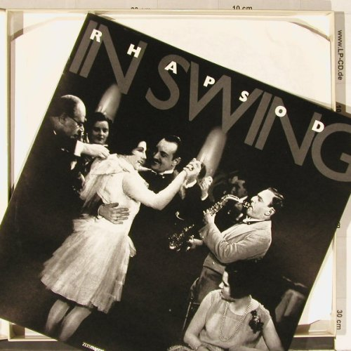 V.A.Rhapsody in Swing: Box, CBS(LSP 14520), NL, 85 - 5LP - B8406 - 10,00 Euro