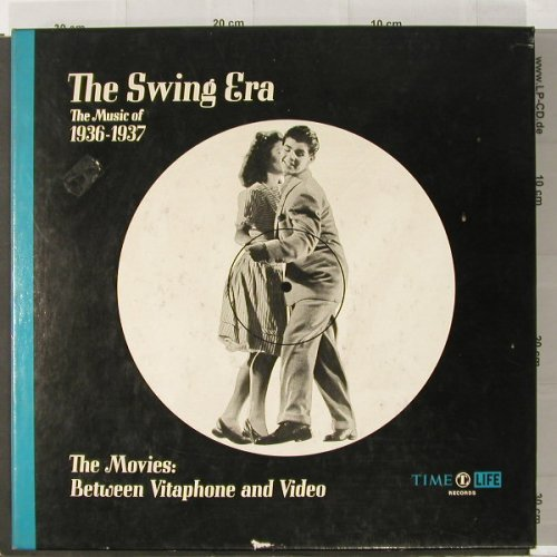 V.A.The Swing Era: Music Of 1936-37, Box +Book, Time Life(STL 341), US,m-/vg+,  - 3LP - C2101 - 12,50 Euro
