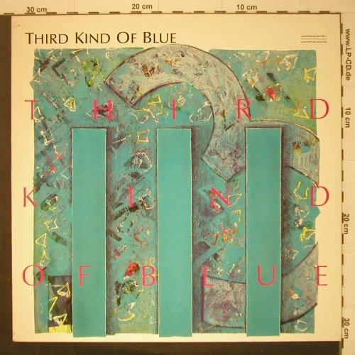 Third Kind of Blue: Same, Minor(006), D, 1986 - LP - C6493 - 7,50 Euro