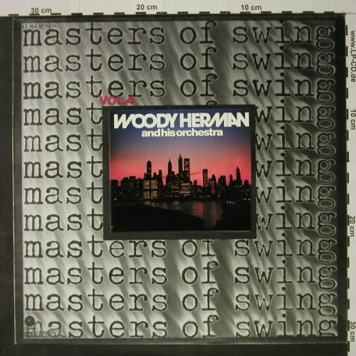 Herman,Woody & Orch.: Serie M.Of Swing,Vol.4, Capitol(C 054-81 714), D,  - LP - C8191 - 5,00 Euro