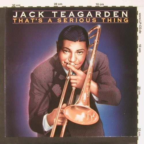 Teagarden,Jack: That's A Serious Thing, Bluebird(NL90440), D, 90 - LP - C820 - 7,50 Euro
