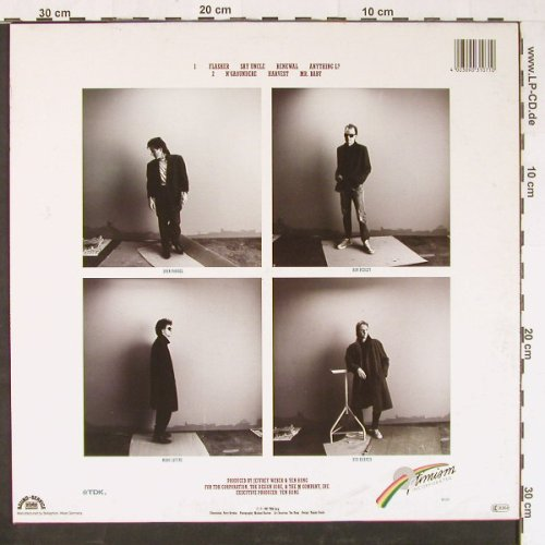 Uncle Festive: Say Uncle, Optimism(OP-3107), D, 1987 - LP - E1353 - 5,00 Euro