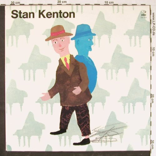 Kenton,Stan: Same, Poljazz(ZSX 631), PL, 1976 - LP - E1968 - 6,00 Euro