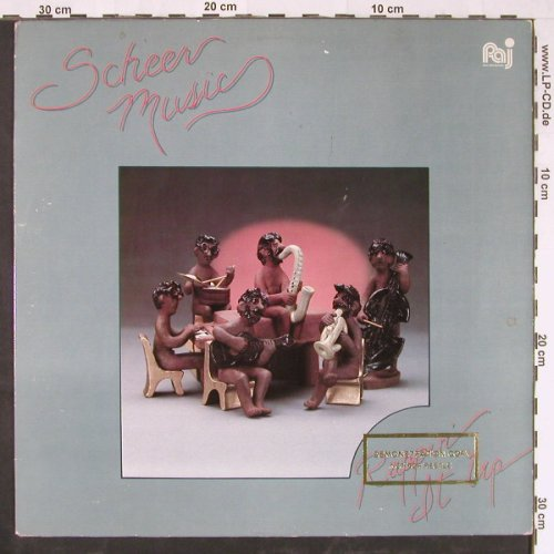 Scheer Music: Rappin'It Up, Promo, Palo Alto(PA8025), US, 1982 - LP - E2137 - 5,00 Euro