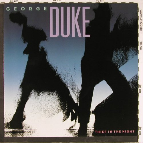 Duke,George: Thief In The Night, Elektra(960 398-1), D, 1985 - LP - E2719 - 5,00 Euro