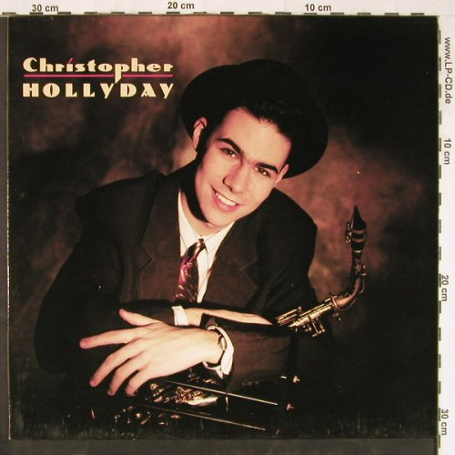 Hollyday,Christopher: Same, Novus(PL83055), D, 1989 - LP - E2771 - 5,00 Euro