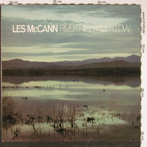 Mc Cann,Les: River High,River Low, m-/vg+, Atl.(50292), D, 1976 - LP - E4326 - 9,00 Euro