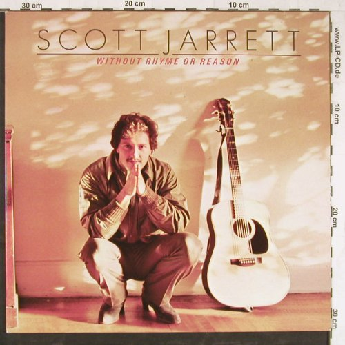 Jarrett,Scott: Without Rhyme Or Reason, Foc,woc, Arista(202 194-320), D, 1980 - LP - E4356 - 3,00 Euro
